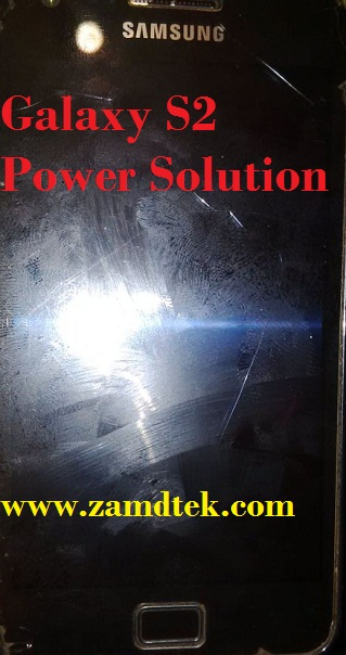 Samsung Galaxy S2 power solution