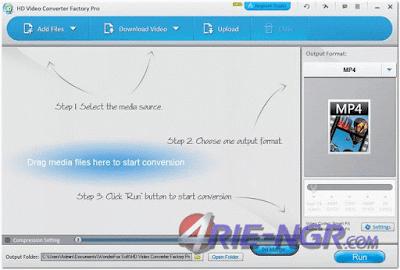 Wonderfox HD Video Converter Factory Pro 13.2 Full Version