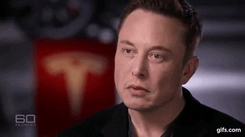 Elon Musk olvida el nombre de su hijo durante una entrevista y dice que suena como a una contraseña