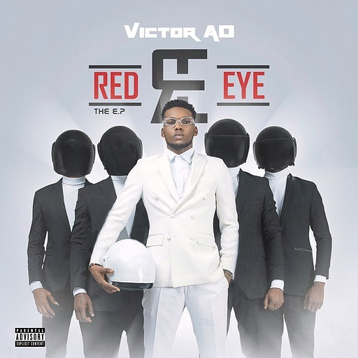 "DOWNLOAD FULL EP - VICTOR AD - ""RED EYE """