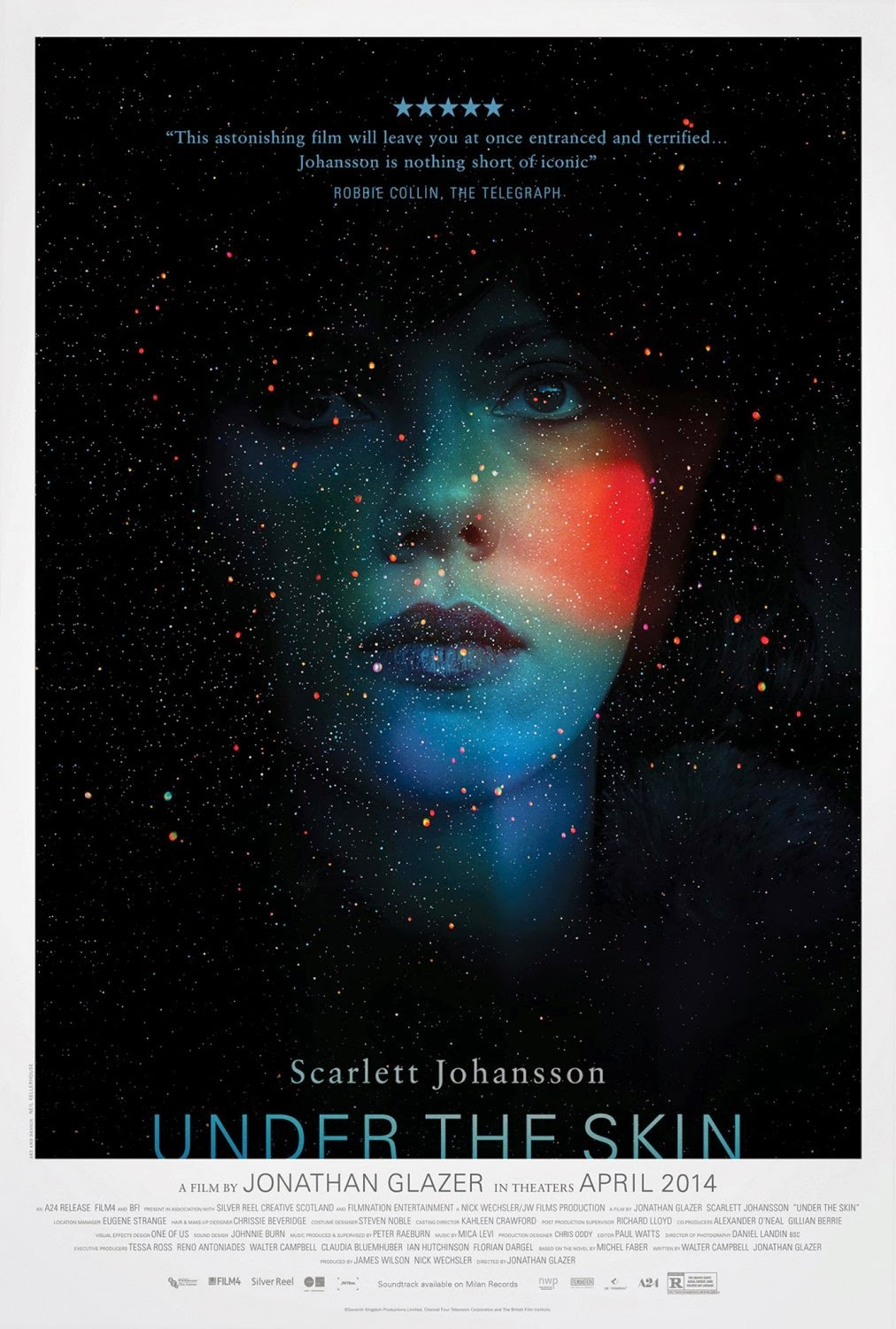 Under The Skin - Movie Poster