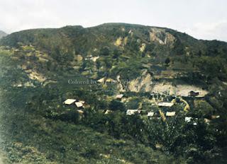 pemandangan kamp militer tarutung tangsi barak