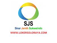 Loker Solo Raya Staff Penagihan di PT Sinar Jernih Suksesindo (SJS)