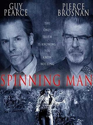Spinning Man 2018 English 300MB WEB-DL 480p Full Movie Download Watch Online 9xmovies Filmywap Worldfree4u