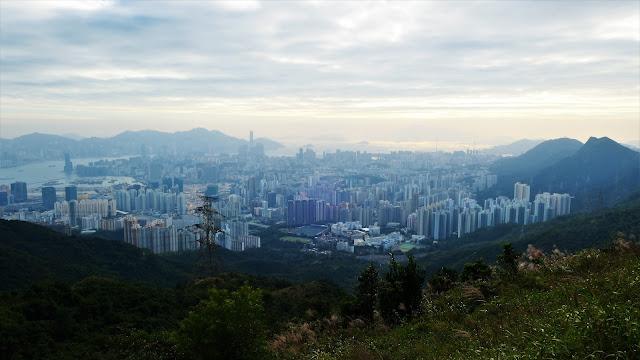 飛鵝山觀景台
