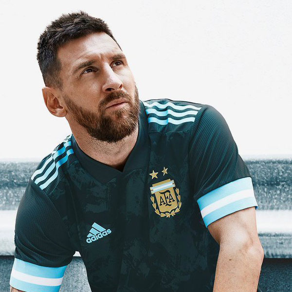 Argentina 2020-21 jersey