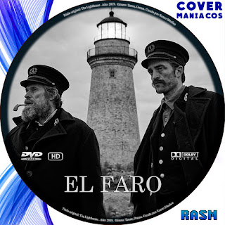 GALLETA EL FARO - THE LIGHTHOUSE [COVER DVD]