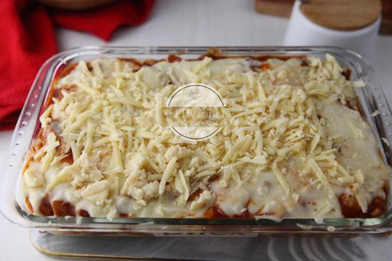 Resep Chicken Pastitsio (Lasagna ala Yunani) JTT