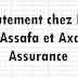 Recrutement chez Bank Assafa et Axa Assurance