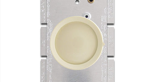 Choosing Switch Plates for Dimmers by Type