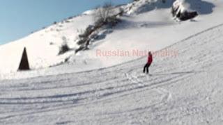 Mount Veselaya in Altai Republic