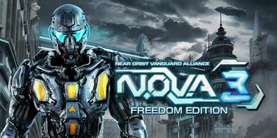 NOVA 3 Freedom Edition Mod Apk