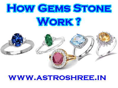 how gems give benefits as per astrology