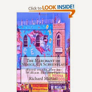 "My screenplay ""The Merchant of Venice California"" at Amazon"
