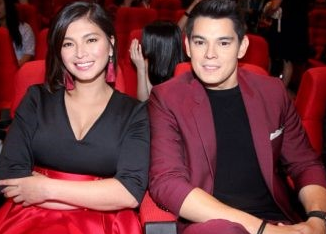 Angel Locsin Praised Richard Gutierrez, Saying That His Acting Skills Have Improved!