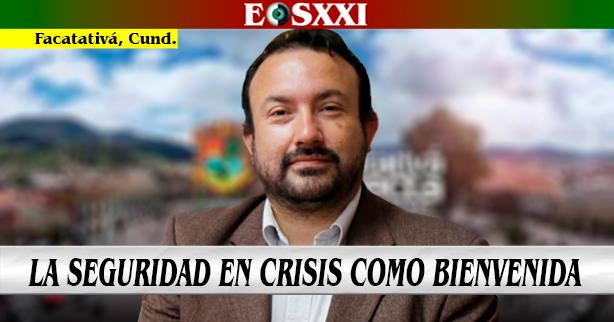 Nuevo secretario de gobierno asume con la seguridad en crisis