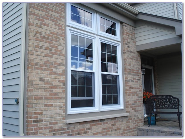 How To Replace Double Pane GLASS In Vinyl WINDOW