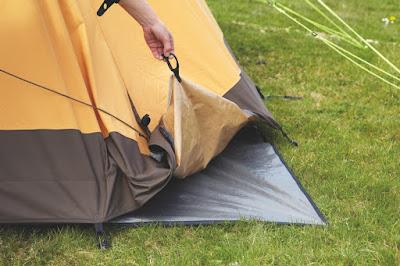 Tips Memilih Footprint Tenda