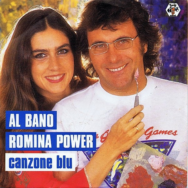 Les chansons perdues al bano e romina power for Al bano e romina power