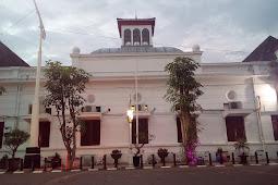 Jalan-Jalan Sehabis Shubuh di Kota Lama Semarang 'Little Netherland'
