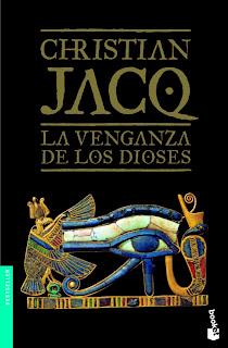 La venganza de los dioses Christian Jacq