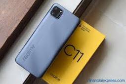 Harga Ponsel Bekas Realme C11 Terbaru
