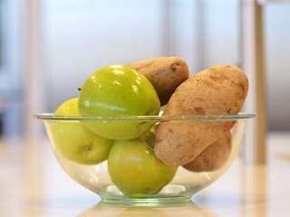apple and Potatoe