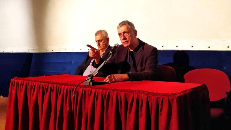 Περιοδεία του Στέλιου Κούλογλου στην Αν. Μακεδονία - Θράκη με το ντοκιμαντέρ για το σκάνδαλο Novartis