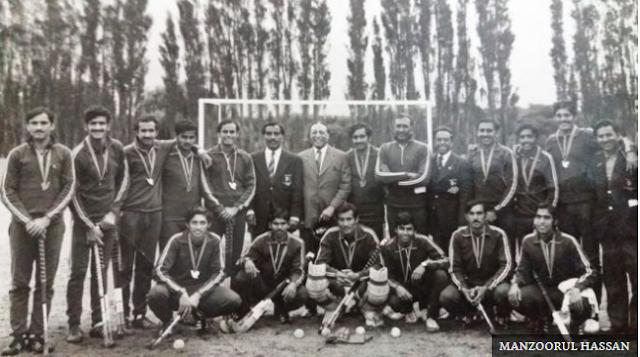 Famous hockey duo: How to defeat Munawar al-Zaman and Manzoor al-Hasan