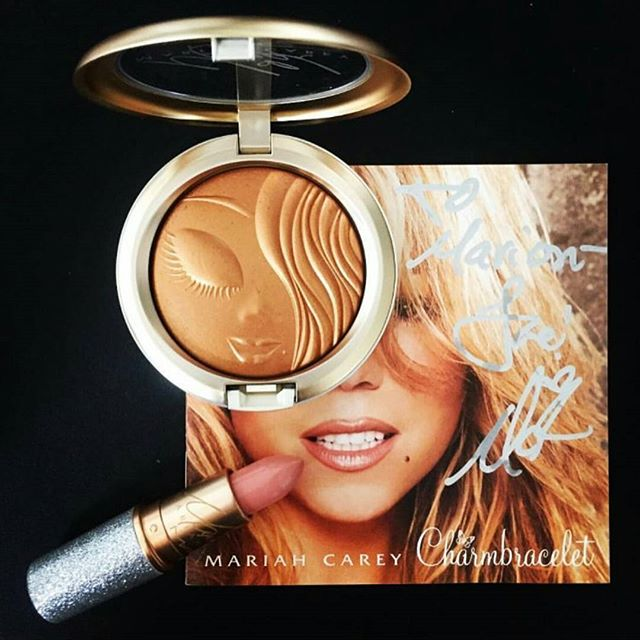 MAC et Mariah Carey - Make up collection - Blog beauté Les Mousquetettes