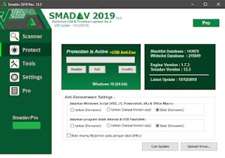 Download Smadav Pro Rev 13.3 Final Terbaru Full Keygen Serial Number Crack Gratis