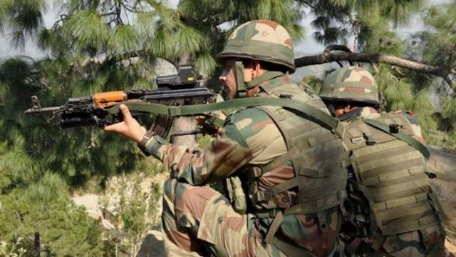 जम्मू कश्मीर में सुरक्षाबलों के साथ मुठभेड़ में 2 आतंकी ढेर, इलाके में सर्च ऑपरेशन जारी