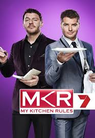 My Kitchen Rules cooking reality tv show, timing, TRP rating this week