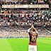 A carta de despedida de Totti.
