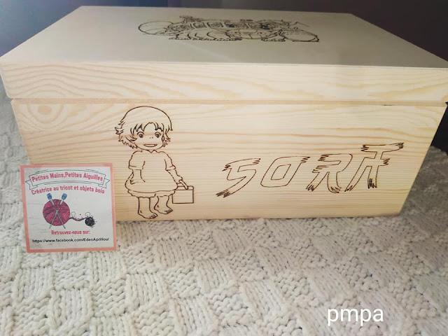 acheter une boite personnalisée en bois