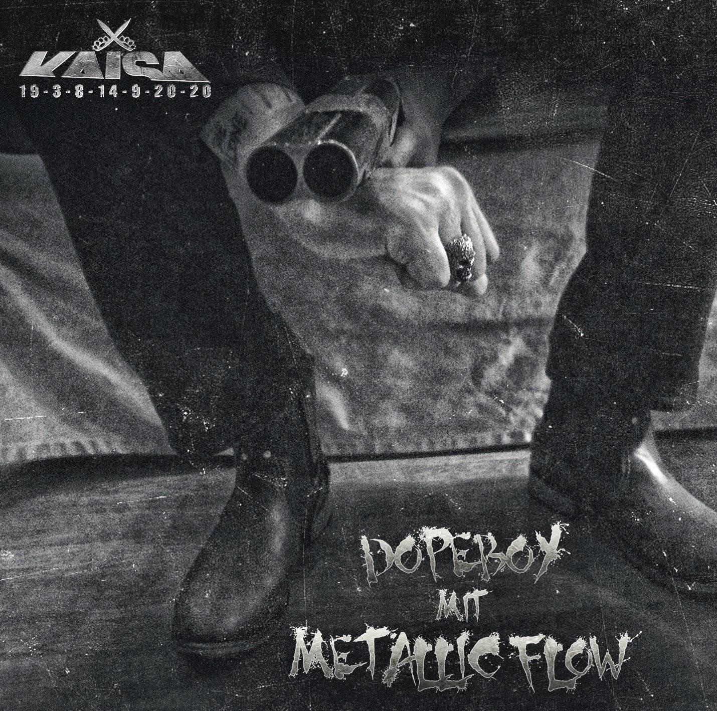 """Deutscher Untergrund Rap: KMK Bringt Neues Album """"KAISA"""