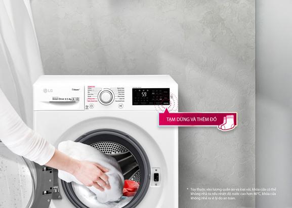 Máy giặt LG FC1475N4W