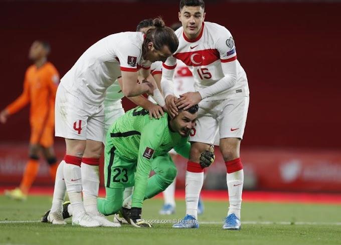 مشاهدة مباراة تركيا و غينيا بث مباشر