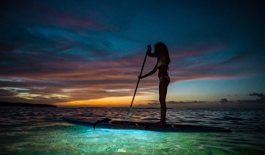 What are SUP Lights? Paddleboard Lights for Night Paddle Adventures