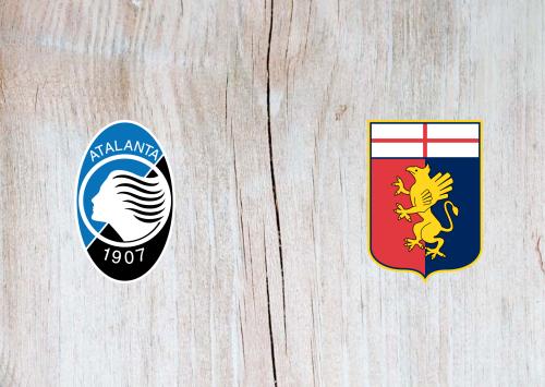 Atalanta vs Genoa -Highlights 2 February 2020