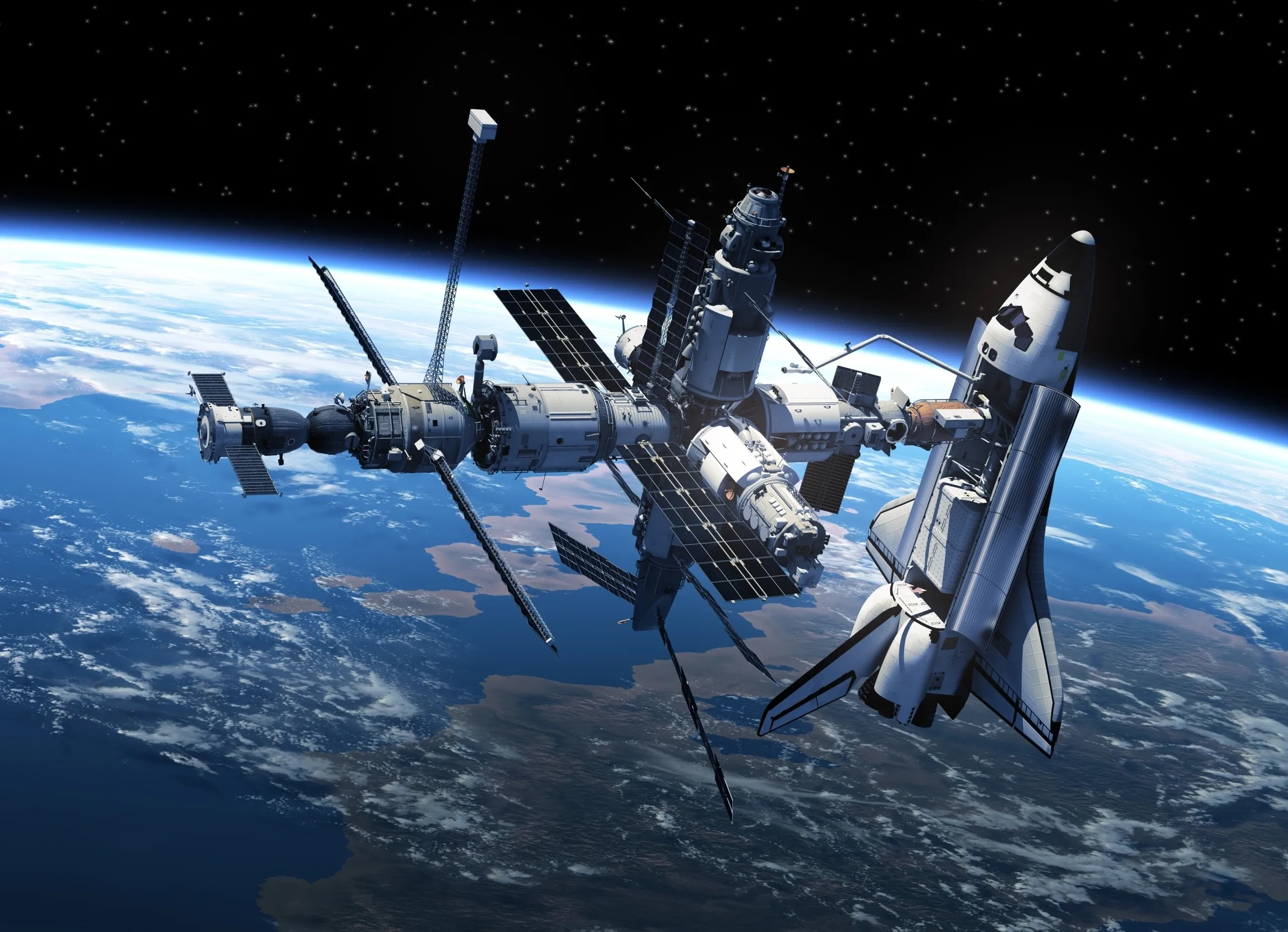 NASA Wants To Help Private Space Stations Get Started