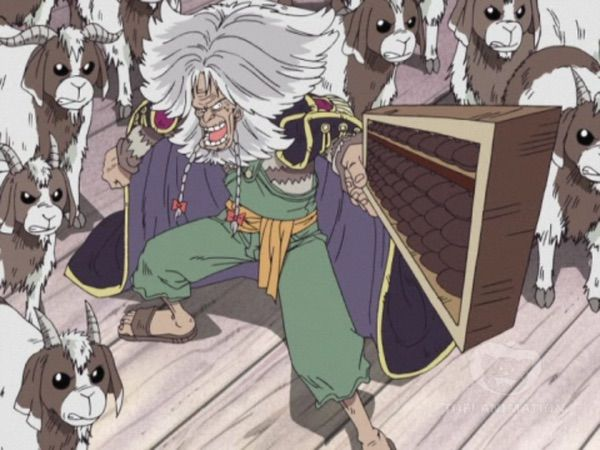 One Piece – Arc Goat Island