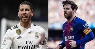 موعد وتوقيت مباراة برشلونة وريال مدريد ضمن نصف نهائي كأس ملك أسبانيا