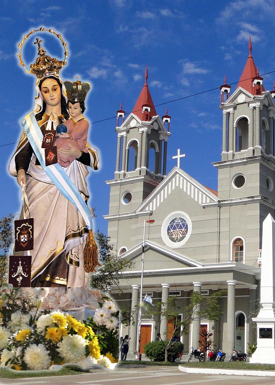 Porqué la Virgen Del Carmen es Patrona de la Diócesis de Formosa. - Siempre  Formosa
