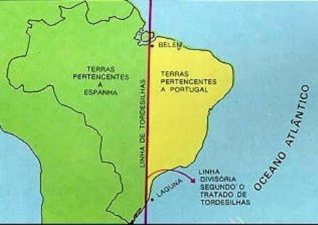 santo ildefonso mapa Tratados de Tordesilhas, Utrech, Madrid, El Pardo, Santo Ildefonso  santo ildefonso mapa