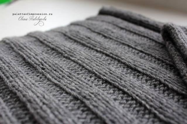 Revieve от G&G Filati Кашемировый шарф мужской