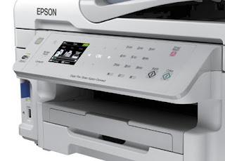 Download Printer Driver Epson WorkForce WF-3521