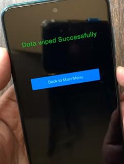 طريقة فرمتة وﺍﺳﺘﻌﺎﺩﺓ ﺿﺒﻂ ﺍﻟﻤﺼﻨﻊ شاومي  مي 10 الترا  Xiaomi Mi 10 Ultra