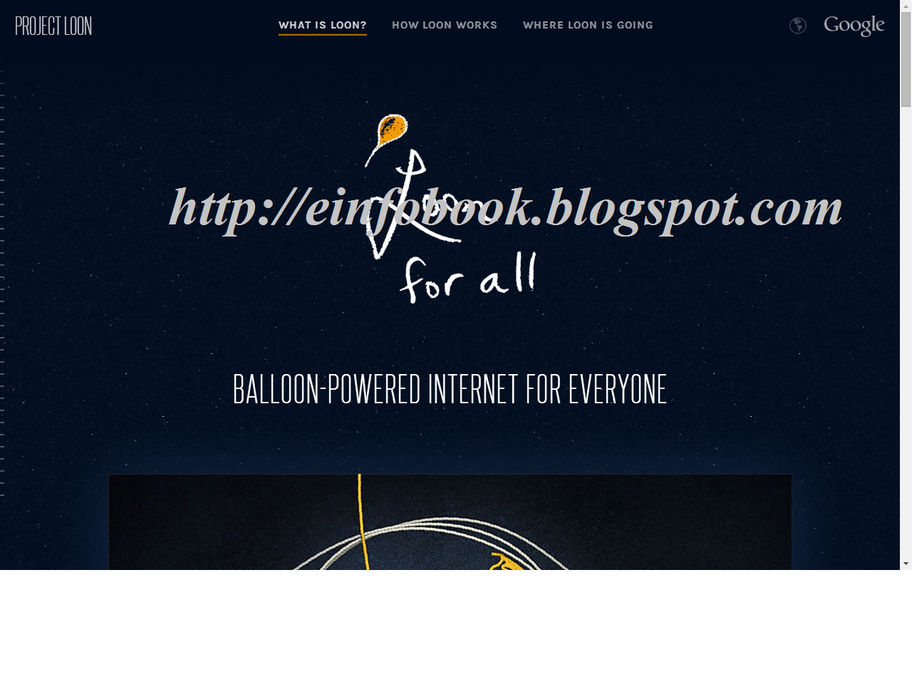 E info Book Google loon