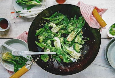 Healthy Greens Stir-Fry Recipe
